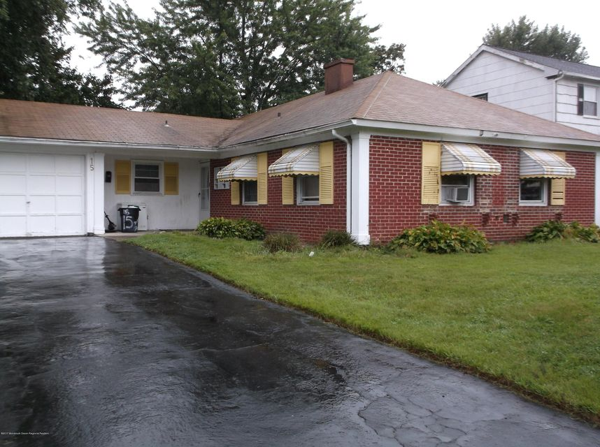 Single Family Home for Sale at 15 Pickwick Lane 15 Pickwick Lane Willingboro, New Jersey 08046 United States