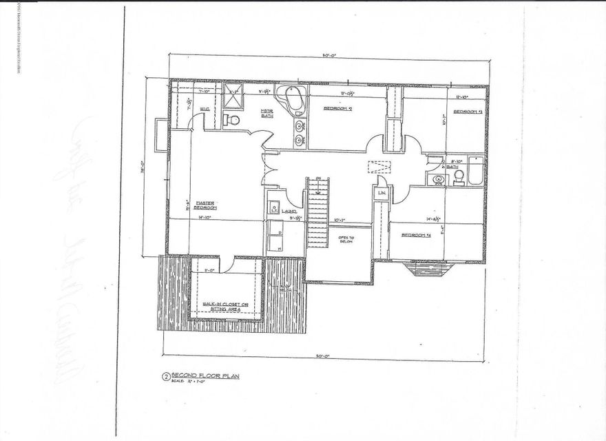 Lot 8.13 2nd floor layout