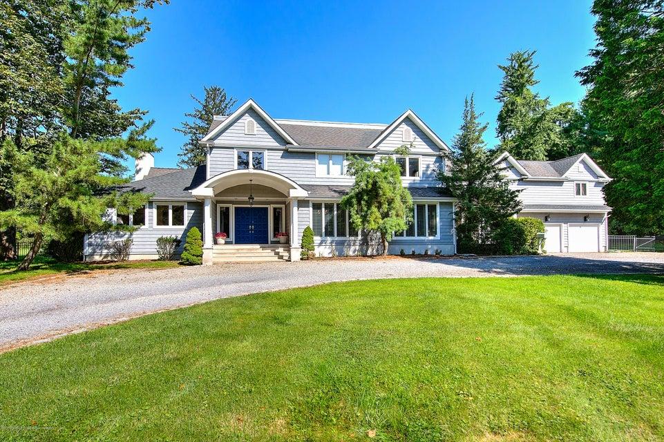 Nhà ở một gia đình vì Bán tại 134 Rumson Road 134 Rumson Road Rumson, New Jersey 07760 Hoa Kỳ