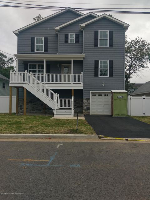 Single Family Home for Sale at 645 Washington Avenue Union Beach, New Jersey 07735 United States