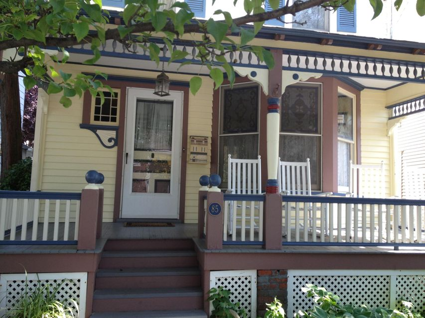 Single Family Home for Rent at 85 Embury Avenue 85 Embury Avenue Ocean Grove, New Jersey 07756 United States