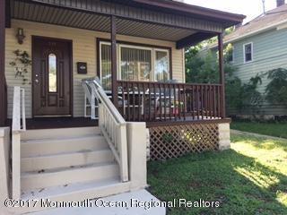 Casa Unifamiliar por un Alquiler en 340 Myrtle Avenue Neptune, Nueva Jersey 07753 Estados Unidos
