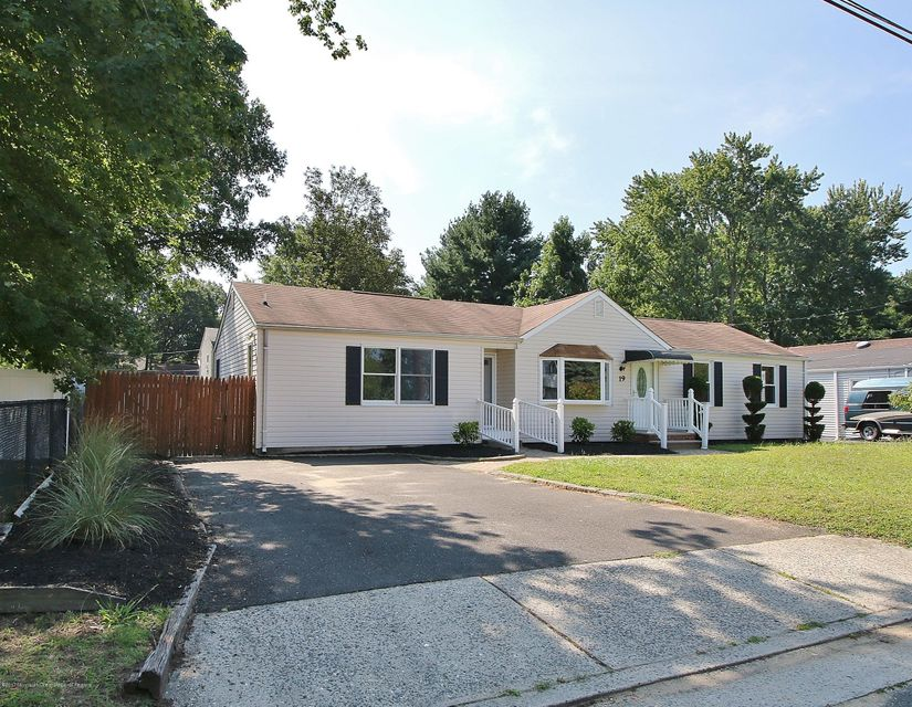 Single Family Home for Sale at 19 Apple Avenue North Middletown, New Jersey 07748 United States