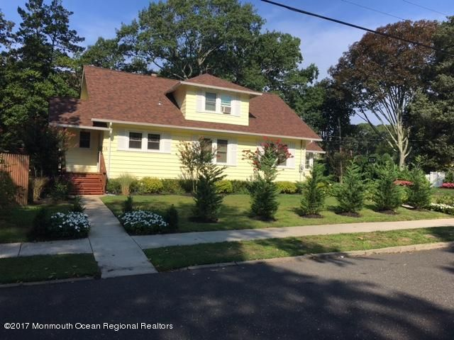Single Family Home for Rent at 15 Wilson Avenue 15 Wilson Avenue Oakhurst, New Jersey 07755 United States
