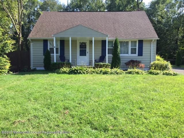 独户住宅 为 出租 在 9 Sarah Lane 9 Sarah Lane 门罗, 新泽西州 08831 美国