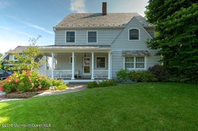 Casa Unifamiliar por un Alquiler en 405 Essex Avenue Spring Lake, Nueva Jersey 07762 Estados Unidos