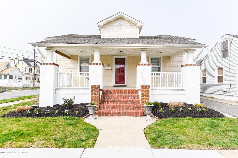 独户住宅 为 出租 在 122 14th Avenue 贝尔玛, 新泽西州 07719 美国