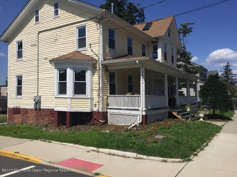 Single Family Home for Rent at 50 Osborn Street Keyport, New Jersey 07735 United States