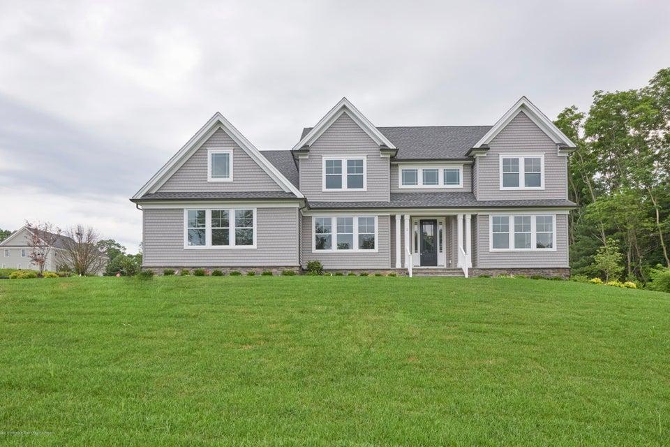 Casa Unifamiliar por un Venta en 5 Captiva Lane 5 Captiva Lane Marlboro, Nueva Jersey 07746 Estados Unidos