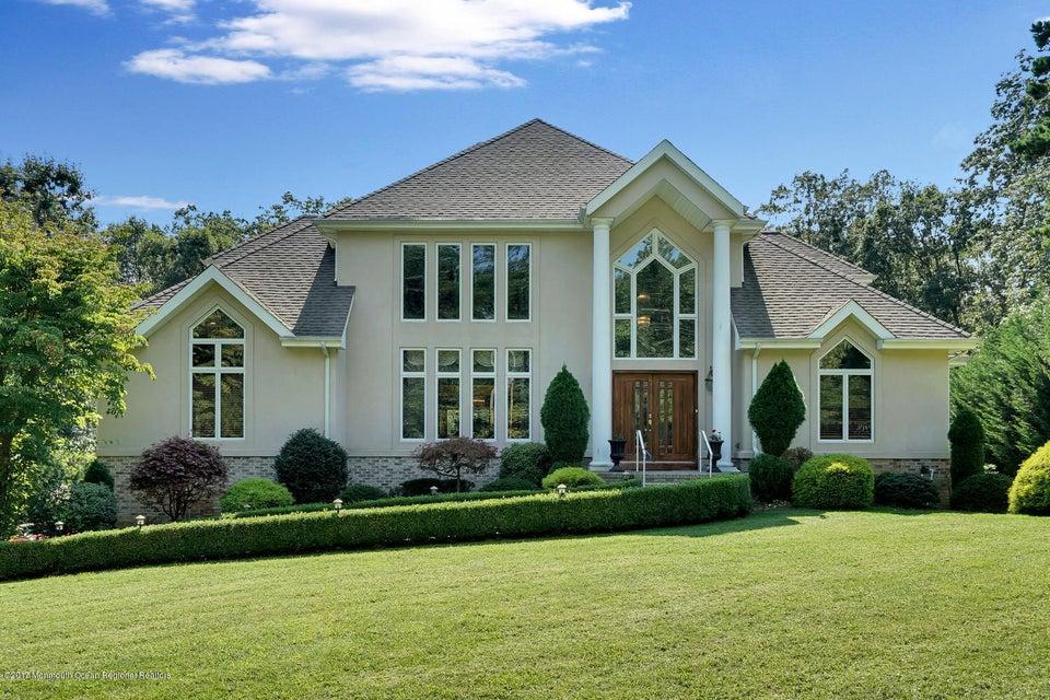Maison unifamiliale pour l Vente à 330 Clearstream Road 330 Clearstream Road Jackson, New Jersey 08527 États-Unis