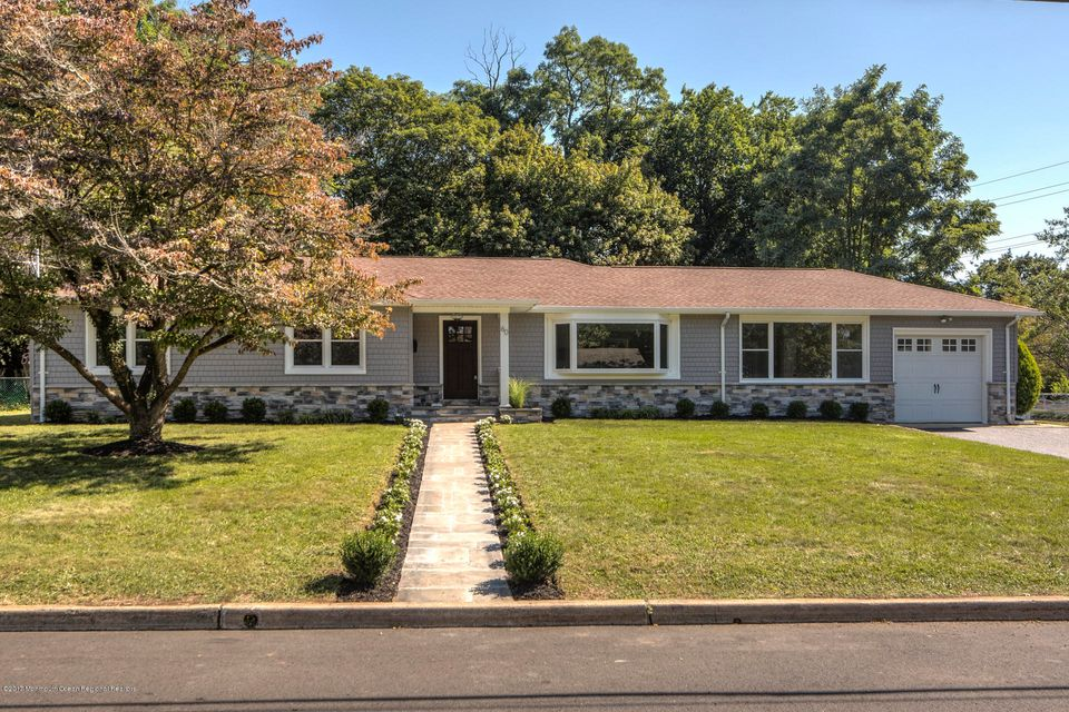House for Sale at 60 Silverwhite Road 60 Silverwhite Road Little Silver, New Jersey 07739 United States