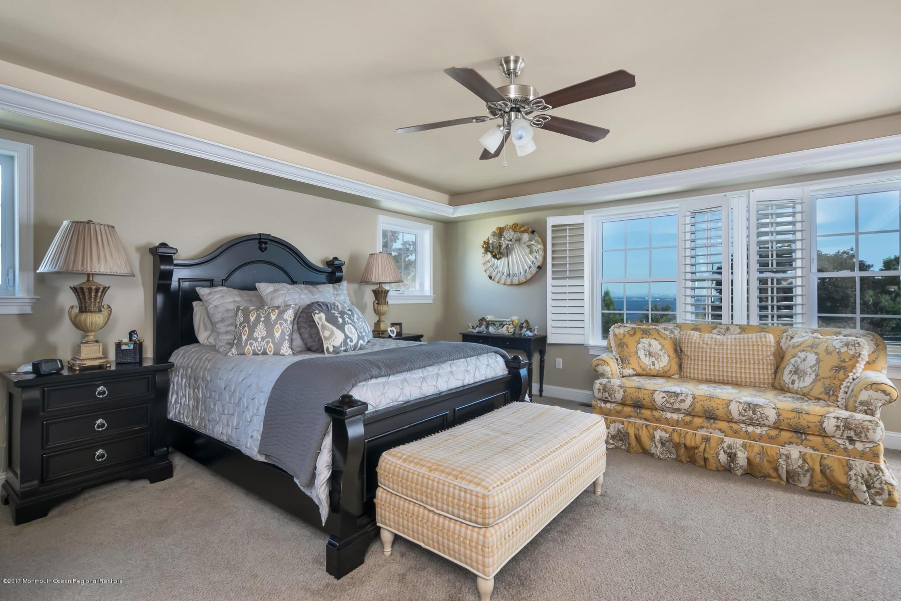 3rd Floor - Master Bedroom