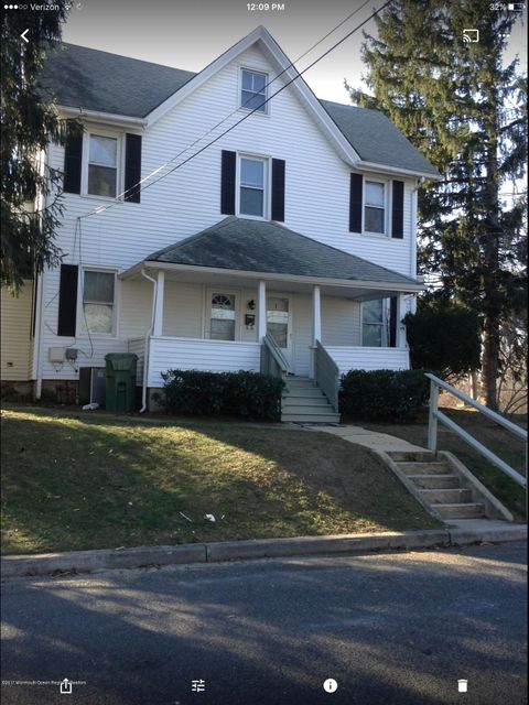 Single Family Home for Rent at 124 Lewis Street Eatontown, New Jersey 07724 United States