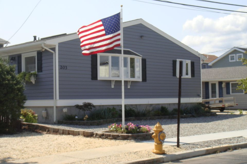 House for Sale at 203 Ocean Bay Boulevard Lavallette, New Jersey 08735 United States