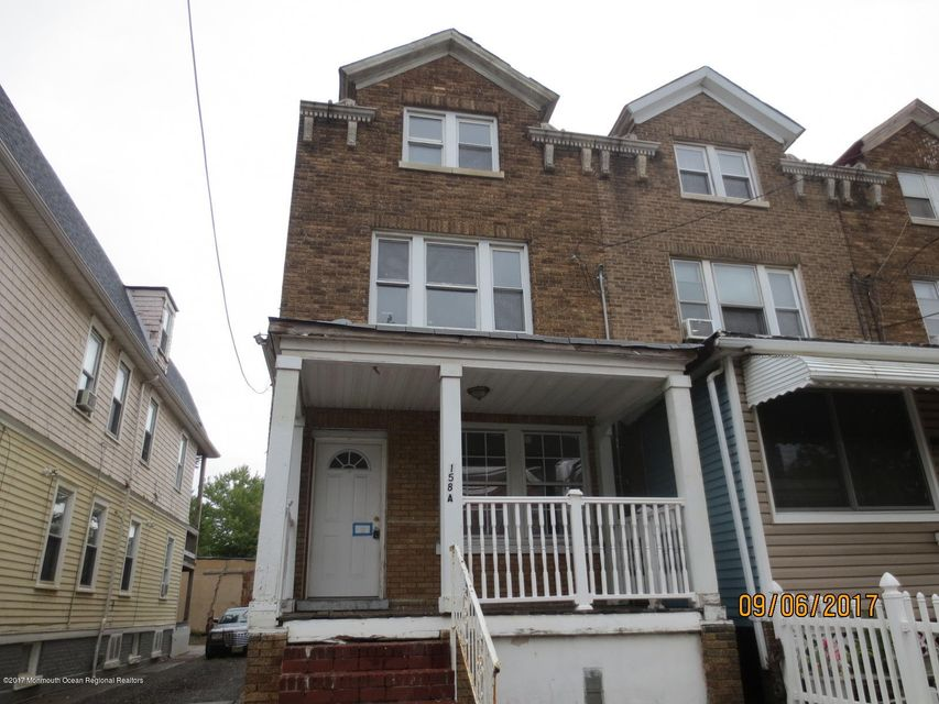 Single Family Home for Sale at 158a Lewis Street Perth Amboy, New Jersey 08861 United States