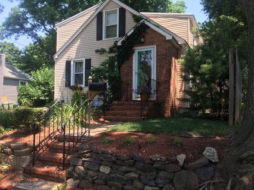 Casa Unifamiliar por un Venta en 124 Wesley Avenue 124 Wesley Avenue Atlantic Highlands, Nueva Jersey 07716 Estados Unidos