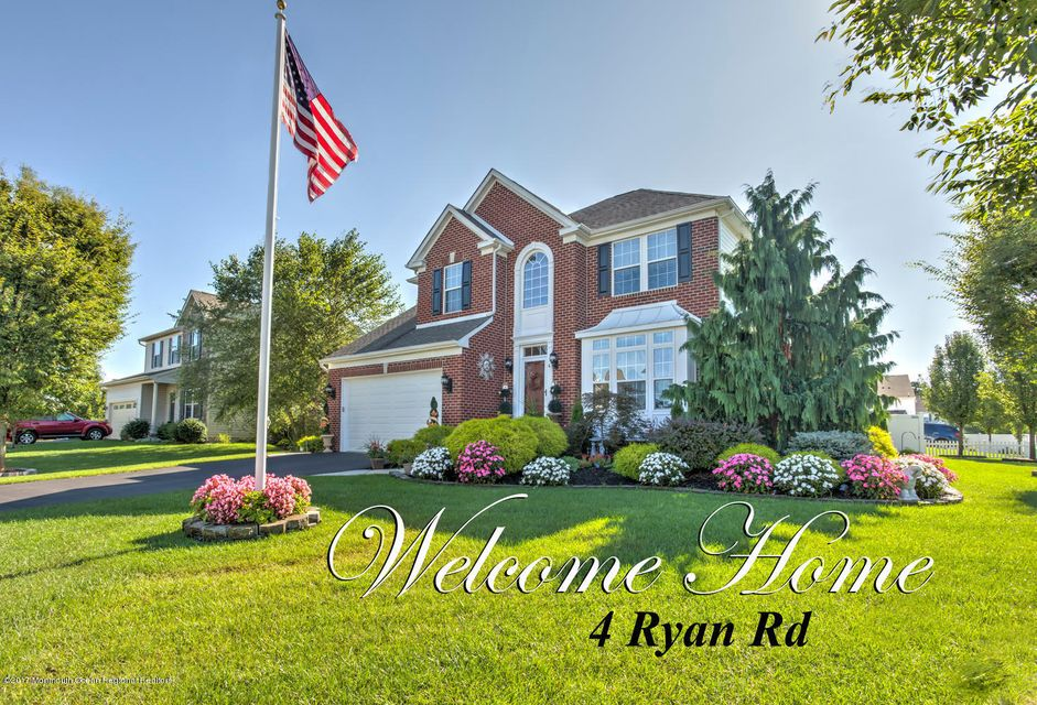 獨棟家庭住宅 為 出售 在 4 Ryan Boulevard 4 Ryan Boulevard Barnegat, 新澤西州 08005 美國