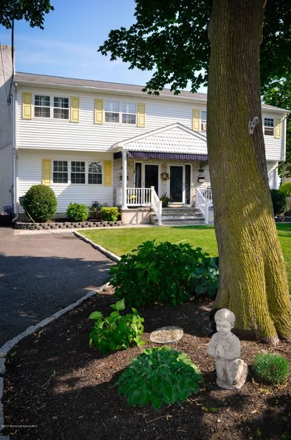 Single Family Home for Rent at 193 Riddle Avenue Long Branch, New Jersey 07740 United States
