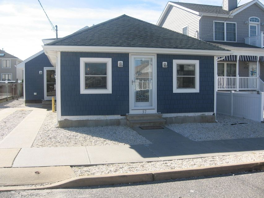 Single Family Home for Rent at 57 Decatur Avenue Seaside Park, New Jersey 08752 United States