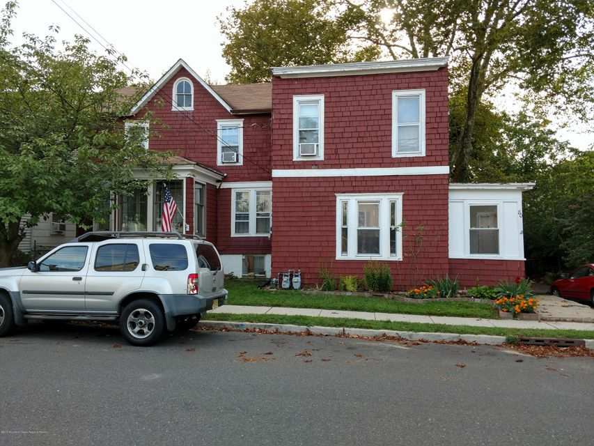 Multi-Family Home for Sale at 80 Division Street 80 Division Street Keyport, New Jersey 07735 United States