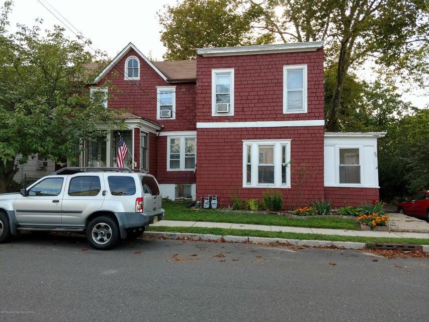 Apartamentos multi-familiares para Venda às 80 Division Street 80 Division Street Keyport, Nova Jersey 07735 Estados Unidos