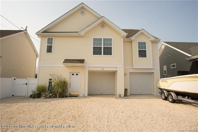 Maison unifamiliale pour l Vente à 76 Claudia Lane Beach Haven West, New Jersey 08050 États-Unis