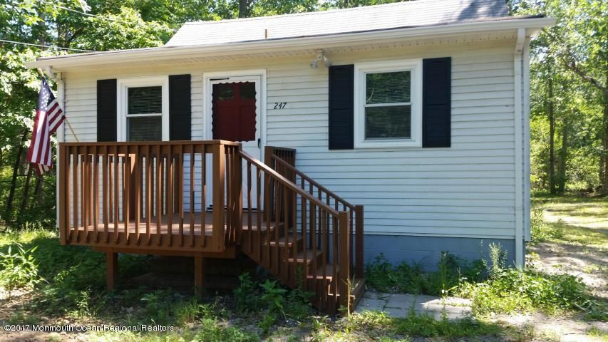 Single Family Home for Rent at 247 Cassville Road Jackson, New Jersey 08527 United States