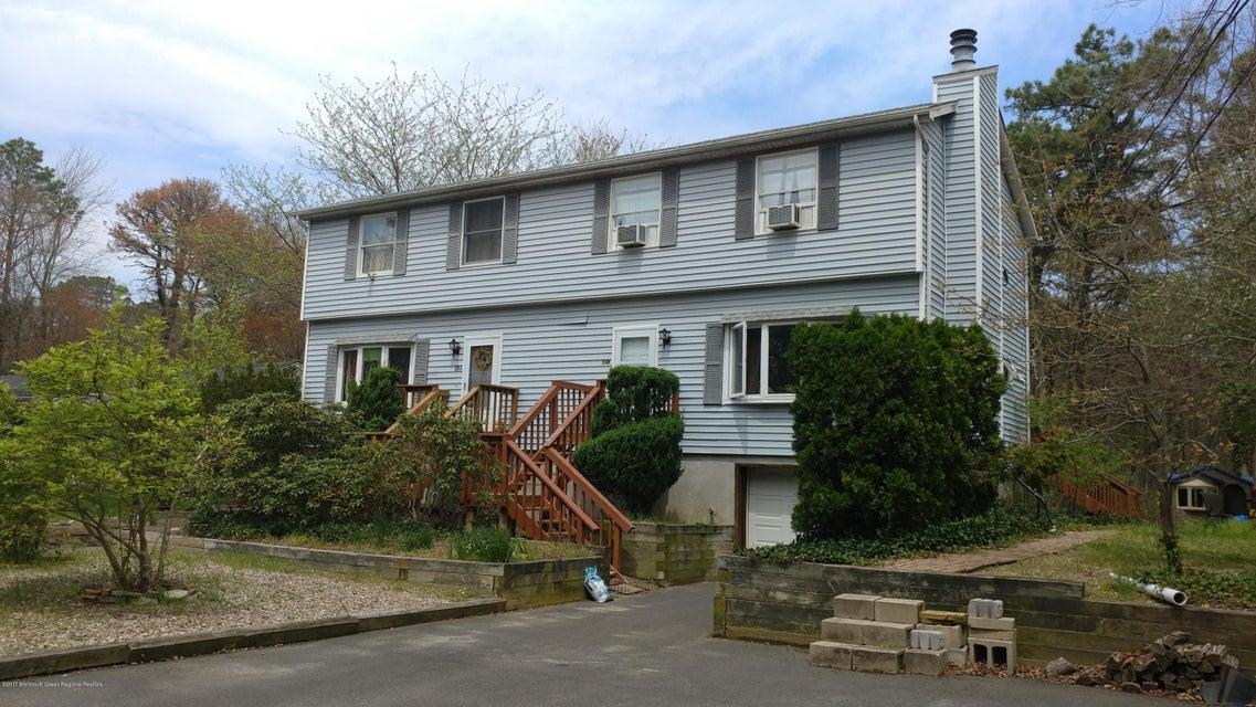 Casa Unifamiliar por un Alquiler en 53 Bayview Boulevard 53 Bayview Boulevard Barnegat, Nueva Jersey 08005 Estados Unidos