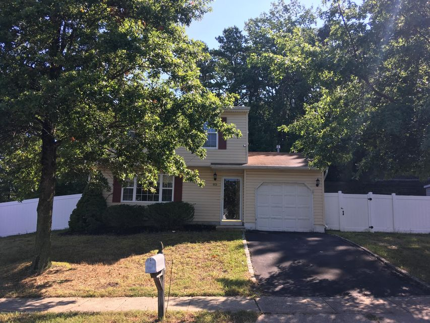 Single Family Home for Rent at 819 Constitution Drive 819 Constitution Drive Brick, New Jersey 08724 United States