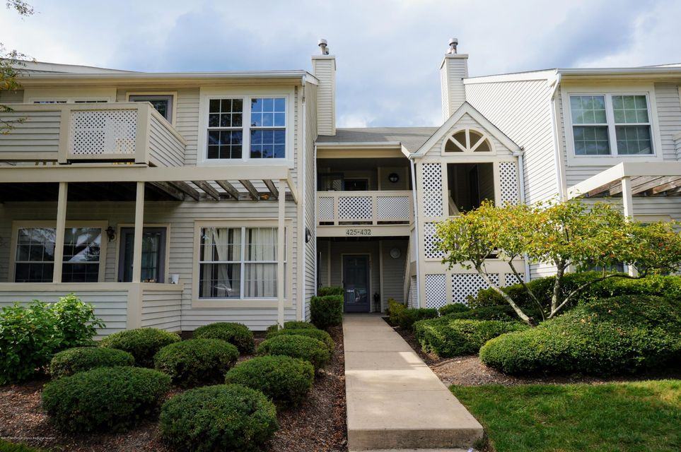 Condominium for Rent at 426 Winterberry Court Howell, New Jersey 07731 United States