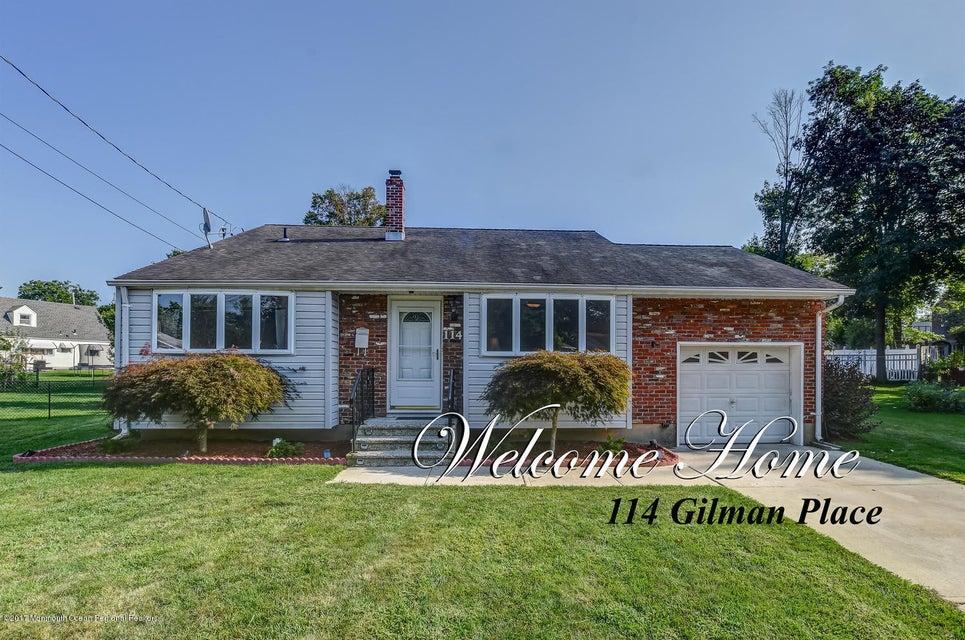独户住宅 为 销售 在 114 Gilman Place Hightstown, 新泽西州 08520 美国
