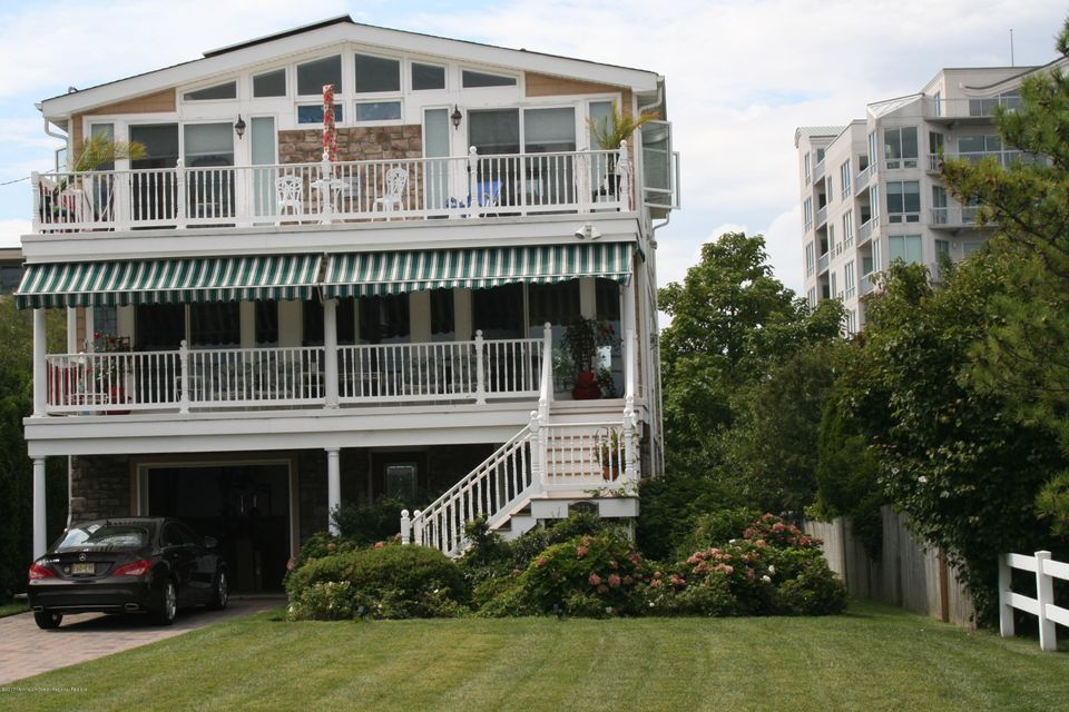Single Family Home for Sale at 272 Ocean Avenue Long Branch, New Jersey 07740 United States