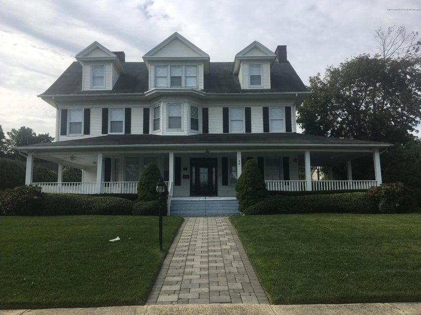 Casa Unifamiliar por un Alquiler en 48 Neptune Avenue Deal, Nueva Jersey 07723 Estados Unidos
