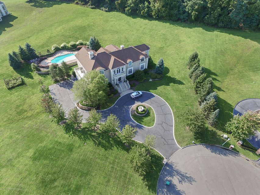 Single Family Home for Sale at 12 Palazzo Grande Morganville, New Jersey 07751 United States