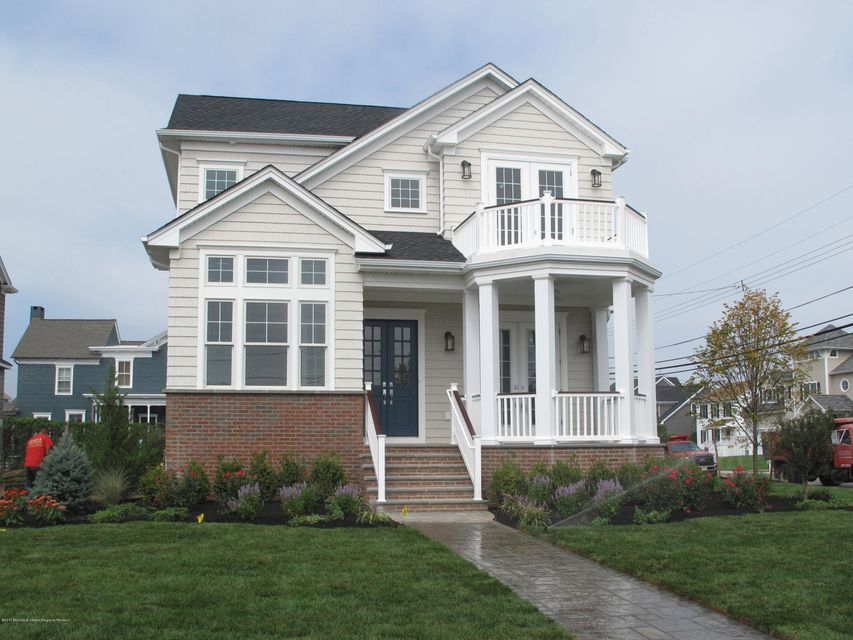 Single Family Home for Sale at 1 Columbia Avenue Long Branch, New Jersey 07740 United States