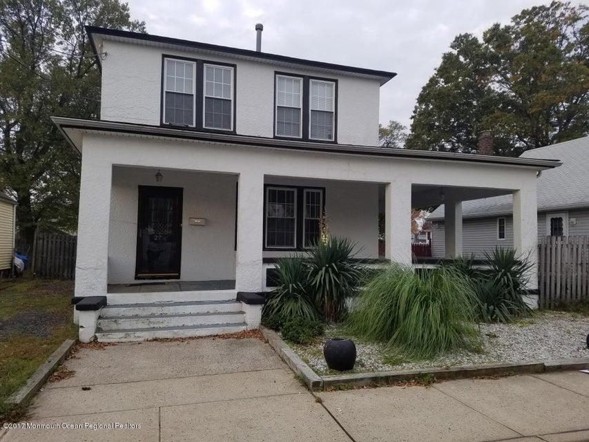独户住宅 为 出租 在 27 Oakwood Place 27 Oakwood Place 肯斯堡市, 新泽西州 07734 美国