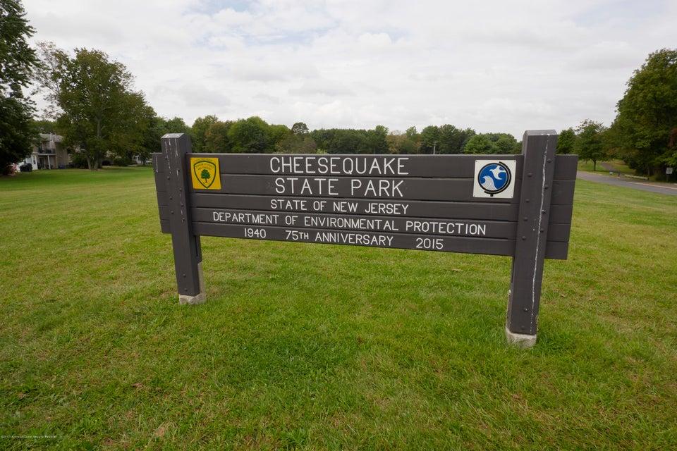 4b haven cheesequake sign