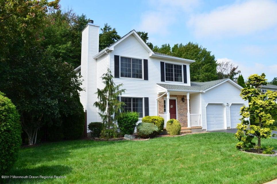 Casa Unifamiliar por un Venta en 685 Line Road Aberdeen, Nueva Jersey 07747 Estados Unidos