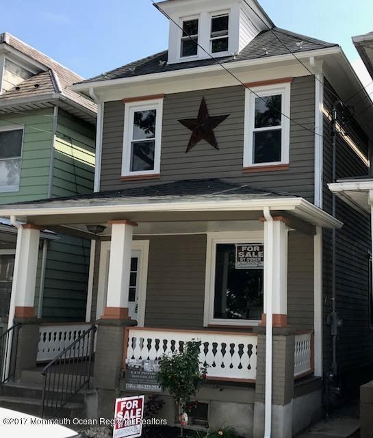 Casa Unifamiliar por un Venta en 264 Irwin Street 264 Irwin Street Phillipsburg, Nueva Jersey 08865 Estados Unidos