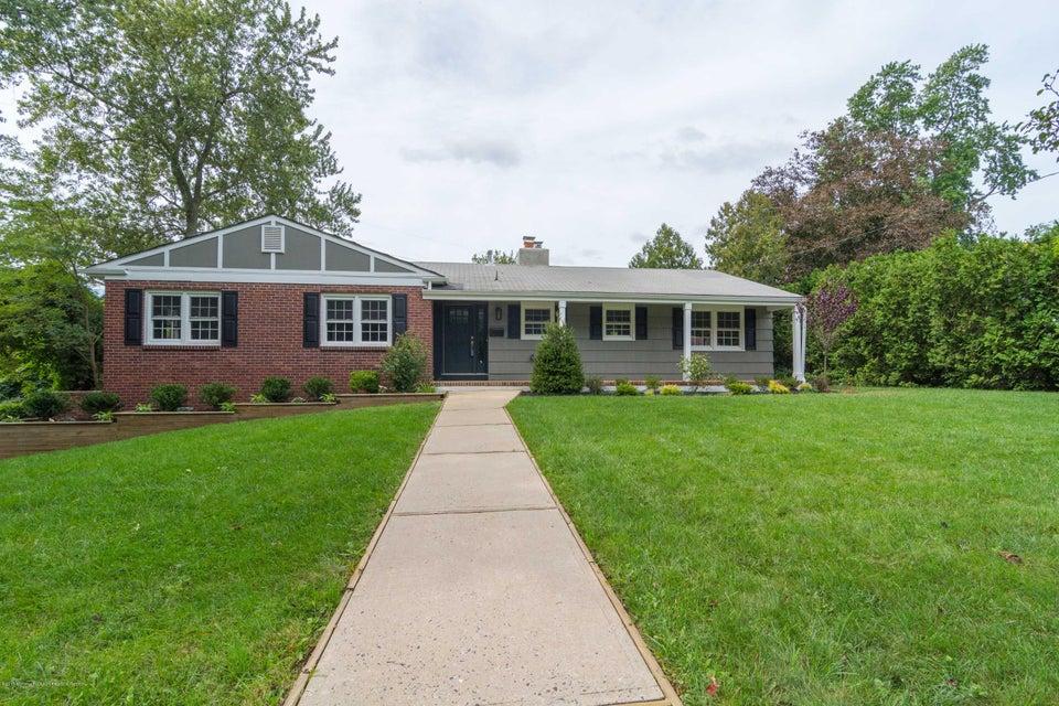 Single Family Home for Sale at 109 Samara Drive Shrewsbury, New Jersey 07702 United States
