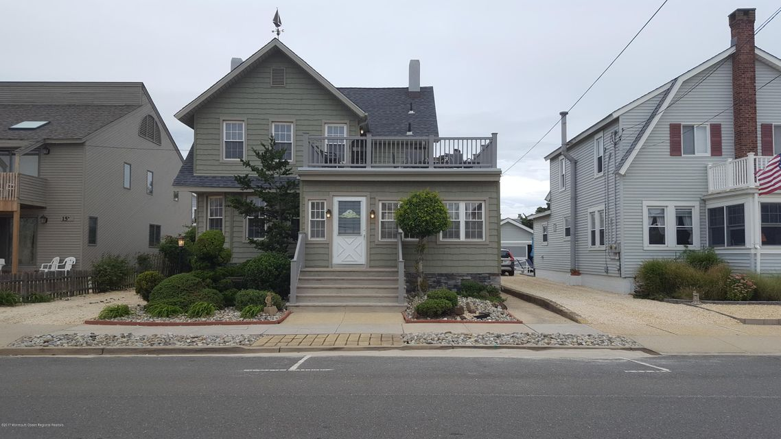 Single Family Home for Rent at 13 Brown Avenue Lavallette, New Jersey 08735 United States