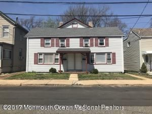 Single Family Home for Rent at 127 2nd Street Keyport, New Jersey 07735 United States