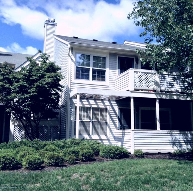 Condominium for Rent at 431 Winterberry Court Howell, New Jersey 07731 United States