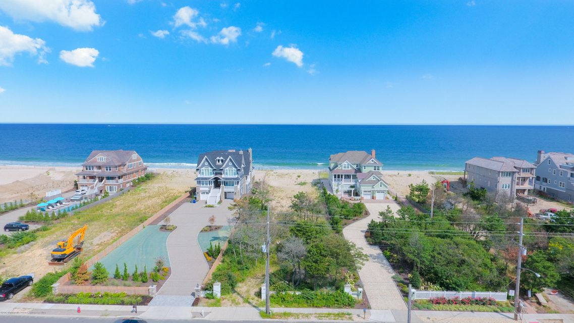 Land for Sale at 1037 Ocean Avenue Mantoloking, New Jersey 08738 United States