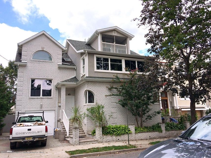 Single Family Home for Sale at 43 Hope Street 43 Hope Street East Rutherford, New Jersey 07073 United States