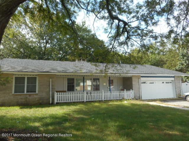 Single Family Home for Rent at 55 James Street 55 James Street Toms River, New Jersey 08753 United States