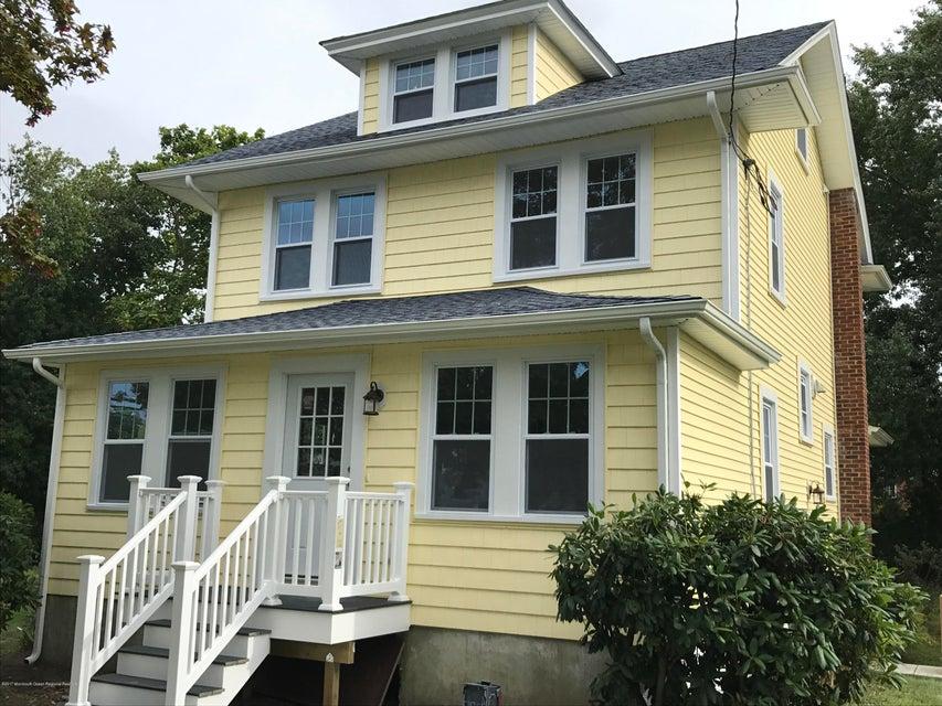 Casa Unifamiliar por un Venta en 1103 Wall Road 1103 Wall Road Spring Lake Heights, Nueva Jersey 07762 Estados Unidos