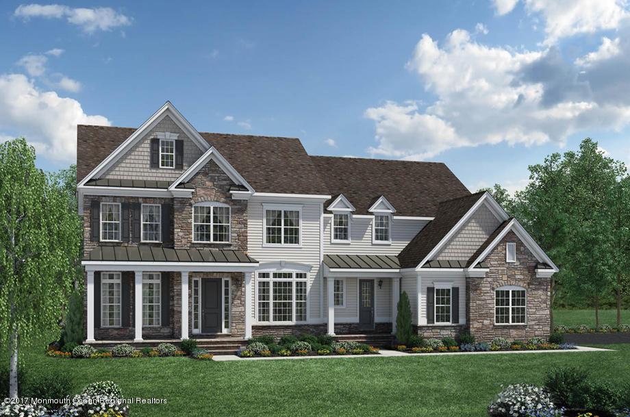 独户住宅 为 销售 在 10 Windermere Road 10 Windermere Road 林克罗夫特, 新泽西州 07738 美国