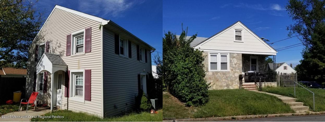 Maison multifamiliale pour l Vente à 2505 Columbia Avenue 2505 Columbia Avenue Ewing, New Jersey 08638 États-Unis