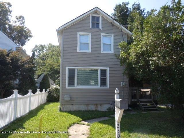 Maison unifamiliale pour l à louer à 250 Bay Avenue 250 Bay Avenue Leonardo, New Jersey 07737 États-Unis